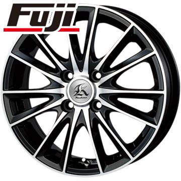 タイヤはフジ 送料無料 TECHNOPIA テクノピア カシーナ FV-7 5J 5.00-15 BRIDGESTONE エコピア NH100 C 165/55R15 15インチ サマータイヤ ホイール4本セット