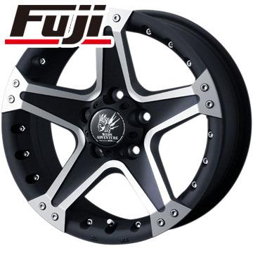 タイヤはフジ 送料無料 WEDS ウェッズ マッドヴァンス 01 7J 7.00-16 YOKOHAMA ジオランダー SUV G055 235/70R16 16インチ サマータイヤ ホイール4本セット