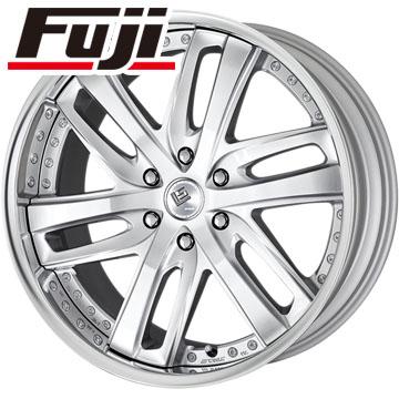タイヤはフジ 送料無料 WORK ワーク LS ブライトリングSUV 9.5J 9.50-22 DELINTE デリンテ D8 デザートストームプラス(限定) 265/40R22 22インチ サマータイヤ ホイール4本セット