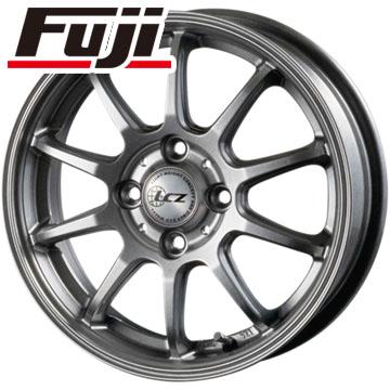 タイヤはフジ 送料無料 INTER MILANO インターミラノ LCZ 010 6J 6.00-16 FALKEN ジークス ZE914F 205/45R16 16インチ サマータイヤ ホイール4本セット