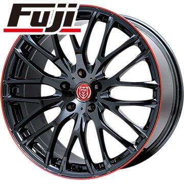 タイヤはフジ 送料無料 PREMIX プレミックス グラッパ(ブラックパール/レッドクリア) 7.5J 7.50-19 DELINTE デリンテ DS8(限定) 245/45R19 19インチ サマータイヤ ホイール4本セット