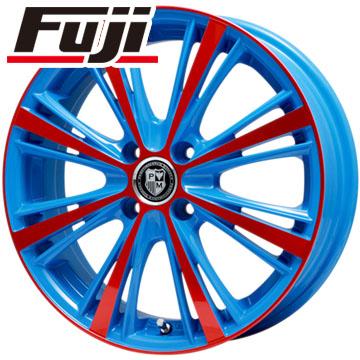 タイヤはフジ 送料無料 PREMIX プレミックス アマルフィ(ブルー) 6.5J 6.50-16 YOKOHAMA DNA エコス 205/50R16 16インチ サマータイヤ ホイール4本セット