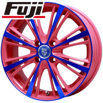 タイヤはフジ 送料無料 PREMIX プレミックス アマルフィ(ピンク) 6.5J 6.50-16 MICHELIN エナジー セイバープラス 185/55R16 16インチ サマータイヤ ホイール4本セット