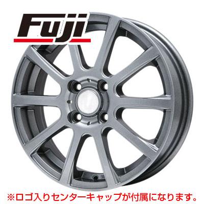 タイヤはフジ 送料無料 BRANDLE ブランドル 565T 3.5J 3.50-12 YOKOHAMA DNA エコス 145/80R12 12インチ サマータイヤ ホイール4本セット