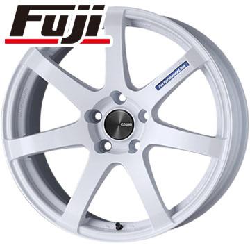 タイヤはフジ 送料無料 ENKEI エンケイ PF07 COLORS 7.5J 7.50-18 SAFFIRO サフィーロ SF5001(限定) 215/35R18 18インチ サマータイヤ ホイール4本セット