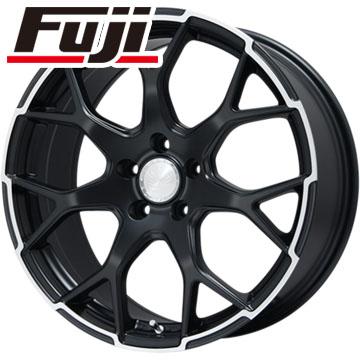 タイヤはフジ 送料無料 ALGERNON アルジェノン フェニーチェ MX-1 7.5J 7.50-19 FALKEN アゼニス FK453 225/40R19 19インチ サマータイヤ ホイール4本セット