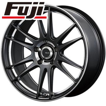 タイヤはフジ 送料無料 ADVANTI RACING アドヴァンティ・レーシング ヴィゴロッソ N948 7.5J 7.50-18 FALKEN アゼニス FK510 SUV 235/50R18 18インチ サマータイヤ ホイール4本セット