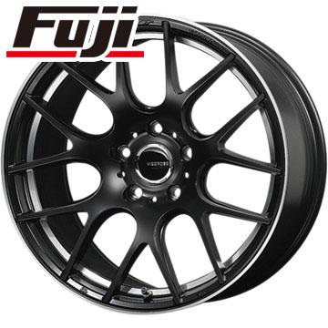 タイヤはフジ 送料無料 ADVANTI RACING ヴィゴロッソ N765 8J 8.00-19 HANKOOK ヴェンタス R-S4 Z232 225/40R19 19インチ サマータイヤ ホイール4本セット 輸入車