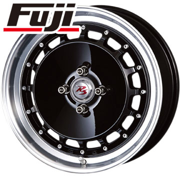 タイヤはフジ 送料無料 CRIMSON クリムソン RS DP CUPモノブロック 5.5J 5.50-16 DUNLOP ルマン V(ファイブ) 165/45R16 16インチ サマータイヤ ホイール4本セット