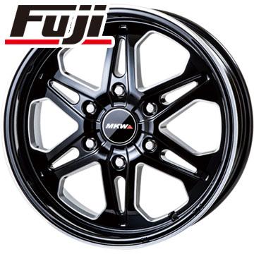 タイヤはフジ 送料無料 ハイエース200系 MKW MK-85 6.5J 6.50-17 YOKOHAMA PARADA PA03 215/60R17 17インチ サマータイヤ ホイール4本セット