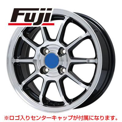 【送料無料】 YOKOHAMA ヨコハマ アイスガード シックスIG60 155/65R14 14インチ スタッドレスタイヤ ホイール4本セット BRANDLE ブランドル M60B 4.5J 4.50-14 フジコーポレーション