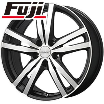 タイヤはフジ 送料無料 DUNLOP ローゼスト スタイリッシュモードVT-ML 7J 7.00-18 YOKOHAMA ブルーアース RV-02 SALE 225/60R18 18インチ サマータイヤ ホイール4本セット
