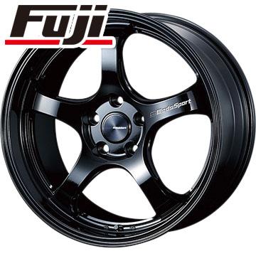 タイヤはフジ 送料無料 WEDS ウェッズスポーツ RN-05M 7.5J 7.50-18 DUNLOP ルマン V(ファイブ) 235/45R18 18インチ サマータイヤ ホイール4本セット