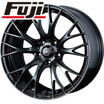 タイヤはフジ 送料無料 WEDS ウェッズスポーツ SA-20R 7.5J 7.50-18 FALKEN アゼニス FK510 SUV 225/55R18 18インチ サマータイヤ ホイール4本セット