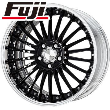 品揃え豊富で タイヤはフジ 送料無料 WORK ワーク ランベック LF1 8.5J 8.50-20 DUNLOP ルマン V(ファイブ) 245/40R20 20インチ サマータイヤ ホイール4本セット, MOMENTIMODA bd05d044