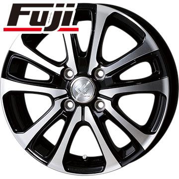 タイヤはフジ 送料無料 TOPY トピー セレブロ LF5 4.5J 4.50-15 FALKEN ジークス ZE914F 165/55R15 15インチ サマータイヤ ホイール4本セット