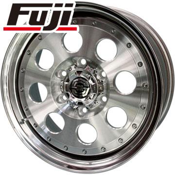 タイヤはフジ 送料無料 SOLID RACING ソリッドレーシング Iメタル X プレミアム 8J 8.00-17 YOKOHAMA ジオランダー M/T G003 285/70R17 17インチ サマータイヤ ホイール4本セット