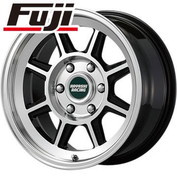タイヤはフジ 送料無料 ハイエース200系 HAYASHI RACING ハヤシストリート タイプSTH 8J 8.00-17 YOKOHAMA PARADA PA03 215/60R17 17インチ サマータイヤ ホイール4本セット