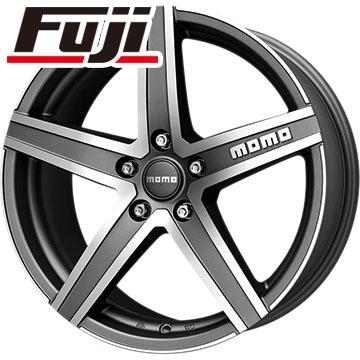 タイヤはフジ 送料無料 MOMO モモ ハイパースターEVO 8J 8.00-18 FALKEN アゼニス FK510 SUV 235/50R18 18インチ サマータイヤ ホイール4本セット