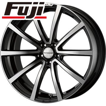 タイヤはフジ 送料無料 VENERDI ヴェネルディ マデリーナラティーナ 7.5J 7.50-18 FALKEN アゼニス FK510 SUV 235/50R18 18インチ サマータイヤ ホイール4本セット