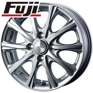 タイヤはフジ 送料無料 WEDS ウェッズ ジョーカー マジック 4.5J 4.50-14 YOKOHAMA ブルーアース RV-02CK 155/65R14 14インチ サマータイヤ ホイール4本セット