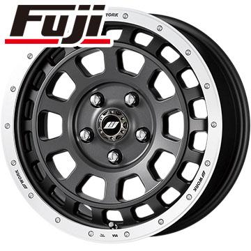タイヤはフジ 送料無料 WORK ワーク クラッグ ティーグラビック 7J 7.00-16 YOKOHAMA ジオランダー SUV G055 235/70R16 16インチ サマータイヤ ホイール4本セット