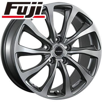 タイヤはフジ 送料無料 BRIDGESTONE ブリヂストン バルミナ TR10 6.5J 6.50-16 HANKOOK ヴェンタス R-S4 Z232 205/55R16 16インチ サマータイヤ ホイール4本セット