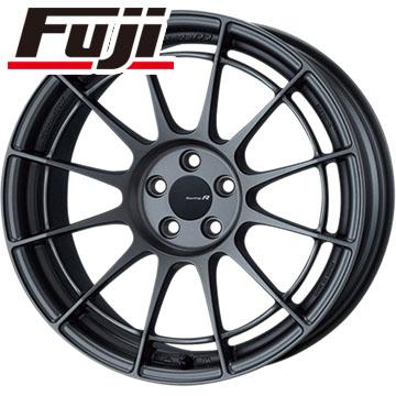 タイヤはフジ 送料無料 ENKEI エンケイ NT03 RR 7J 7.00-17 YOKOHAMA DNA エコス 225/50R17 17インチ サマータイヤ ホイール4本セット