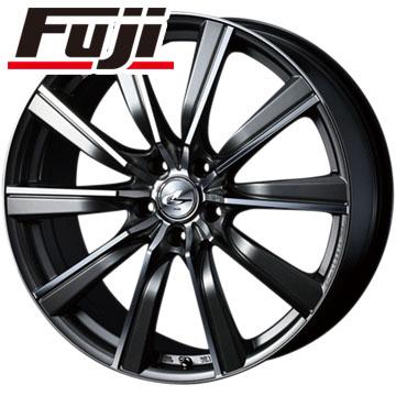 タイヤはフジ 送料無料 WEDS ウェッズ レオニス SL 7J 7.00-18 YOKOHAMA DNA エコス 215/40R18 18インチ サマータイヤ ホイール4本セット