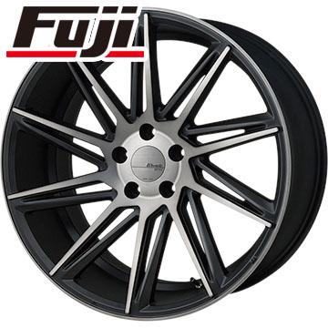 タイヤはフジ 送料無料 MONZA モンツァ ワーウィック レボックス 8J 8.00-18 FALKEN アゼニス FK510 SUV 235/50R18 18インチ サマータイヤ ホイール4本セット