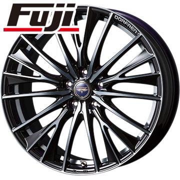 タイヤはフジ 送料無料 TOPY トピー ドルフレン デルディオ 7J 7.00-18 PIRELLI ドラゴンスポーツ 225/45R18 18インチ サマータイヤ ホイール4本セット