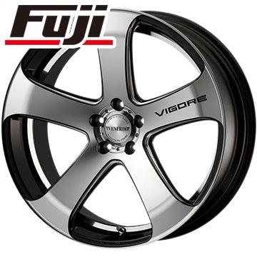 タイヤはフジ 送料無料 VENERDI ヴェネルディ ヴィゴーレ 7.5J 7.50-18 FALKEN アゼニス FK510 SUV 235/50R18 18インチ サマータイヤ ホイール4本セット