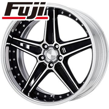 春新作の タイヤはフジ 送料無料 WORK ワーク ランベック LS1 F:8.00-19 R:9.00-19 NITTO INVO F:225/40R19 R:255/35R19 サマータイヤ ホイール4本セット, CREO ea50f75c