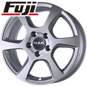 【送料無料】 205/55R16 16インチ MAK ヴィンチー 6.5J 6.50-16 ROADCLAW ロードクロウ RP570+(限定) サマータイヤ ホイール4本セット 輸入車