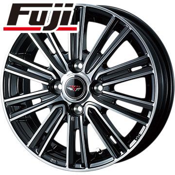 タイヤはフジ 送料無料 WEDS ウェッズ テッドスナップ 5.5J 5.50-14 DUNLOP ルマン V(ファイブ) 175/70R14 14インチ サマータイヤ ホイール4本セット