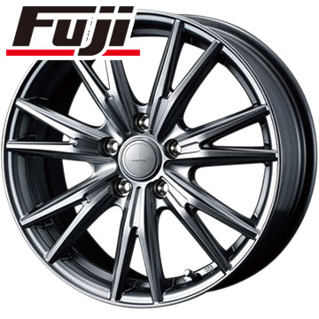 タイヤはフジ 送料無料 WEDS ウェッズ ヴェルバ ケヴィン 7.5J 7.50-18 FALKEN ジークス ZE914F 225/45R18 18インチ サマータイヤ ホイール4本セット