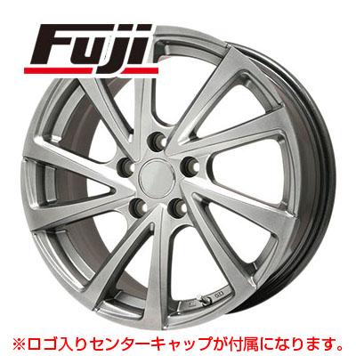 タイヤはフジ 送料無料 BRANDLE ブランドル E04 7.5J 7.50-18 SAFFIRO サフィーロ SF5001(限定) 215/35R18 18インチ サマータイヤ ホイール4本セット