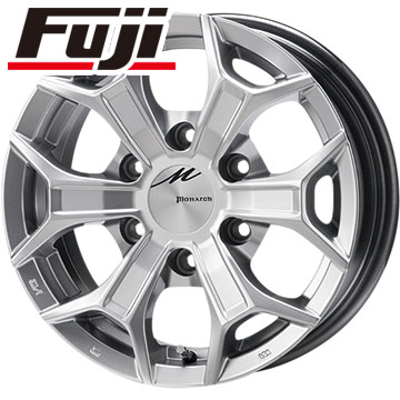 タイヤはフジ 送料無料 CLIMATE クライメイト モナーク 7.5J 7.50-17 DELINTE デリンテ DH7 SUV(限定) 265/65R17 17インチ サマータイヤ ホイール4本セット