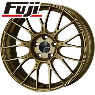 タイヤはフジ 送料無料 ENKEI エンケイ PFM1 8J 8.00-18 FALKEN アゼニス FK510 SUV 235/50R18 18インチ サマータイヤ ホイール4本セット