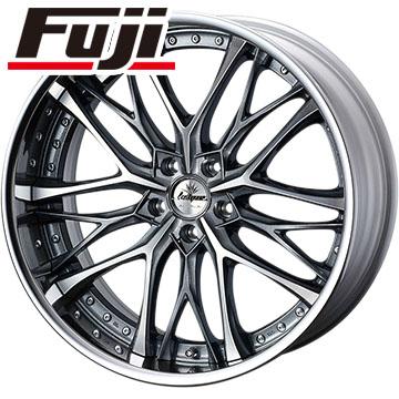 タイヤはフジ 送料無料 WEDS ウェッズ クレンツェ ウィーバル 7.5J 7.50-19 FALKEN アゼニス FK453 225/35R19 19インチ サマータイヤ ホイール4本セット