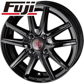 タイヤはフジ 送料無料 KYOHO 共豊 キョウホウ ザインSS ブラックエディション 5.5J 5.50-15 PIRELLI チンチュラートP6 175/65R15 15インチ サマータイヤ ホイール4本セット
