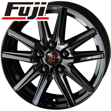 タイヤはフジ 送料無料 KYOHO 共豊 キョウホウ ザインSS ブラックエディション 8J 8.00-18 NITTO NT555 G2 235/40R18 18インチ サマータイヤ ホイール4本セット