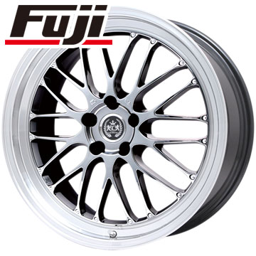 タイヤはフジ 送料無料 LEHRMEISTER レアマイスター ブルネッロ(SBC/リムポリッシュ) 7J 7.00-18 PIRELLI ドラゴンスポーツ 215/45R18 18インチ サマータイヤ ホイール4本セット