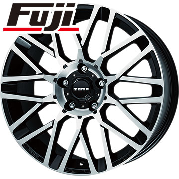 タイヤはフジ 送料無料 MOMO モモ リベンジEVO 8J 8.00-18 YOKOHAMA ブルーアース RV-02 SALE 225/60R18 18インチ サマータイヤ ホイール4本セット