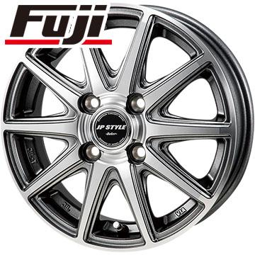 タイヤはフジ 185/65R15 ホイール4本セット 送料無料 モンツァ 5.50-15 MONZA DUNLOP サマータイヤ V(ファイブ) ルマン 15インチ 5.5J JPスタイルベーカー