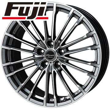 タイヤはフジ 送料無料 MONZA モンツァ ワーウィック アデッサー 8J 8.00-19 YOKOHAMA ブルーアース A(AE50) 215/35R19 19インチ サマータイヤ ホイール4本セット