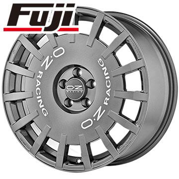 8月 2・5・8日はポイント倍増! タイヤはフジ 送料無料 OZ ラリーレーシング 8J 8.00-18 PIRELLI ドラゴンスポーツ 235/40R18 18インチ サマータイヤ ホイール4本セット