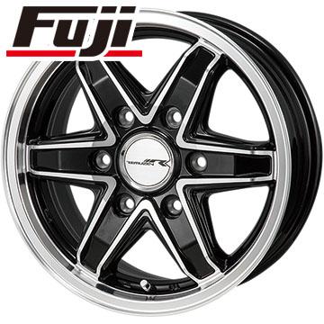 タイヤはフジ 送料無料 ハイエース200系 TOKYO SYARIN 東京車輪 レミューゼン 6J 6.00-15 DUNLOP RV503C 195/80R15 15インチ サマータイヤ ホイール4本セット