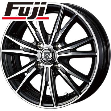 タイヤはフジ 送料無料 WEDS ウェッズ ライツレー DK 4.5J 4.50-14 FALKEN ジークス ZE912 155/55R14 14インチ サマータイヤ ホイール4本セット