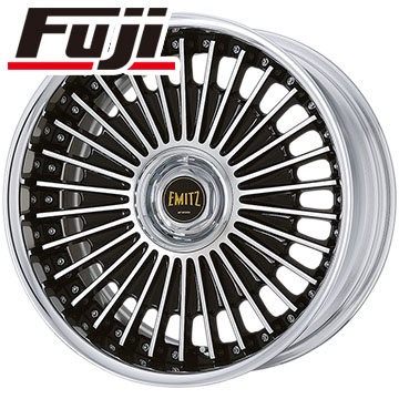 タイヤはフジ 送料無料 WORK ワーク イミッツ 8J 8.00-19 NITTO NT555 G2 245/40R19 19インチ サマータイヤ ホイール4本セット